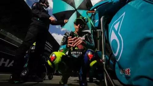 Valentino Rossi Galau MotoGP Italia 2021 Tak Dihadiri Penonton
