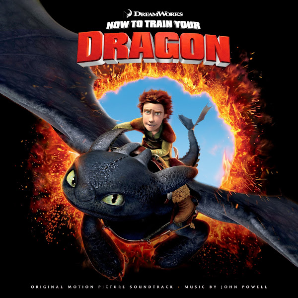 how to train your dragon john powell soundtrack cover alternate