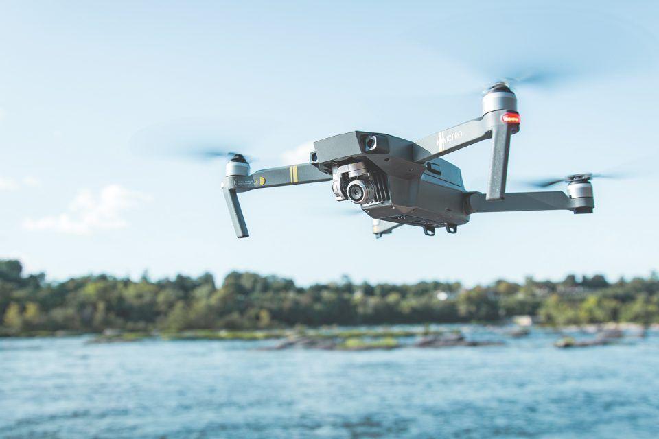 Tasación con drones, el futuro ya esta aquí