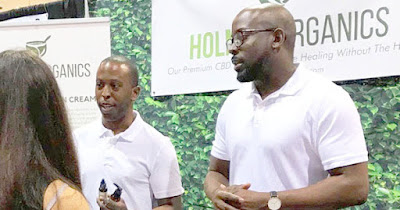 BLACK-OWNED CBD STARTUP ACADEMY, HOLMES ORGANICS, CELEBRATES FIRST 100 STUDENTS ENROLLED IN ITS PROGRAM