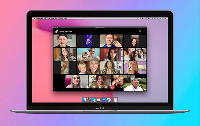 واتساب قد تدعم مكالمات الفيديو مع 50 شخص عبر Messenger Rooms