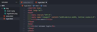Cara Membuat Link dengan HTML
