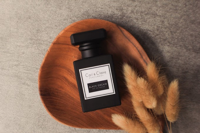 Review: Carl & Claire, Black Orchid, The Best Local Perfume Ever!