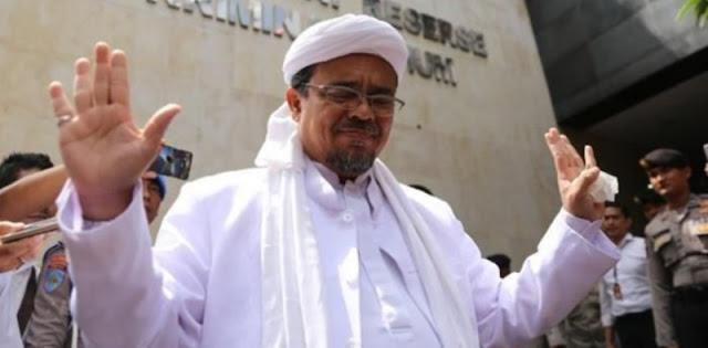 Tanggapi Kapitra Ampera PDIP, PA 212: Habib Rizieq Tidak Punya Ambisi Presiden, tapi Punya Daya Gempur Dahsyat