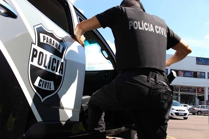 Polícia Civil cumpre mandado contra estuprador de 67 anos no sudoeste do Paraná