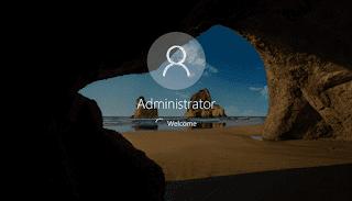 Hướng dẫn kích hoạt tài khoản Administrator trong Windows RE