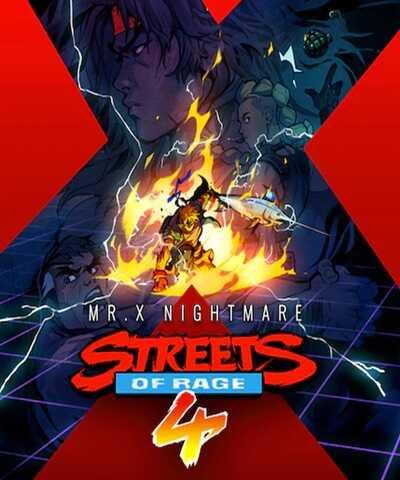 โหลดเกมส์ [Pc] Streets Of Rage 4 - Mr. X Nightmare