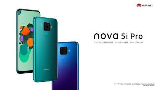 Huawei เปิดตัวสมาร์ทโฟนระดับกลางรุ่นใหม่ Nova 5i Pro พร้อมกล้องหลังมากถึง 4 กล้องและหน้าจอไร้ติ่ง