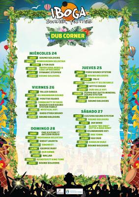 Iboga 2019: Dub Corner