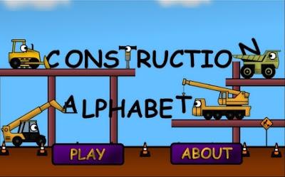 Construction Alphabet App