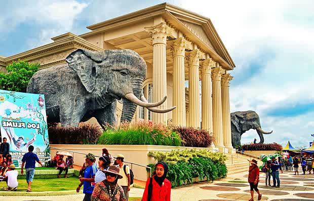 Yuk Intip 5 Tempat Wisata Keluarga Ramah Anak di Malang!,Jatim Park 2