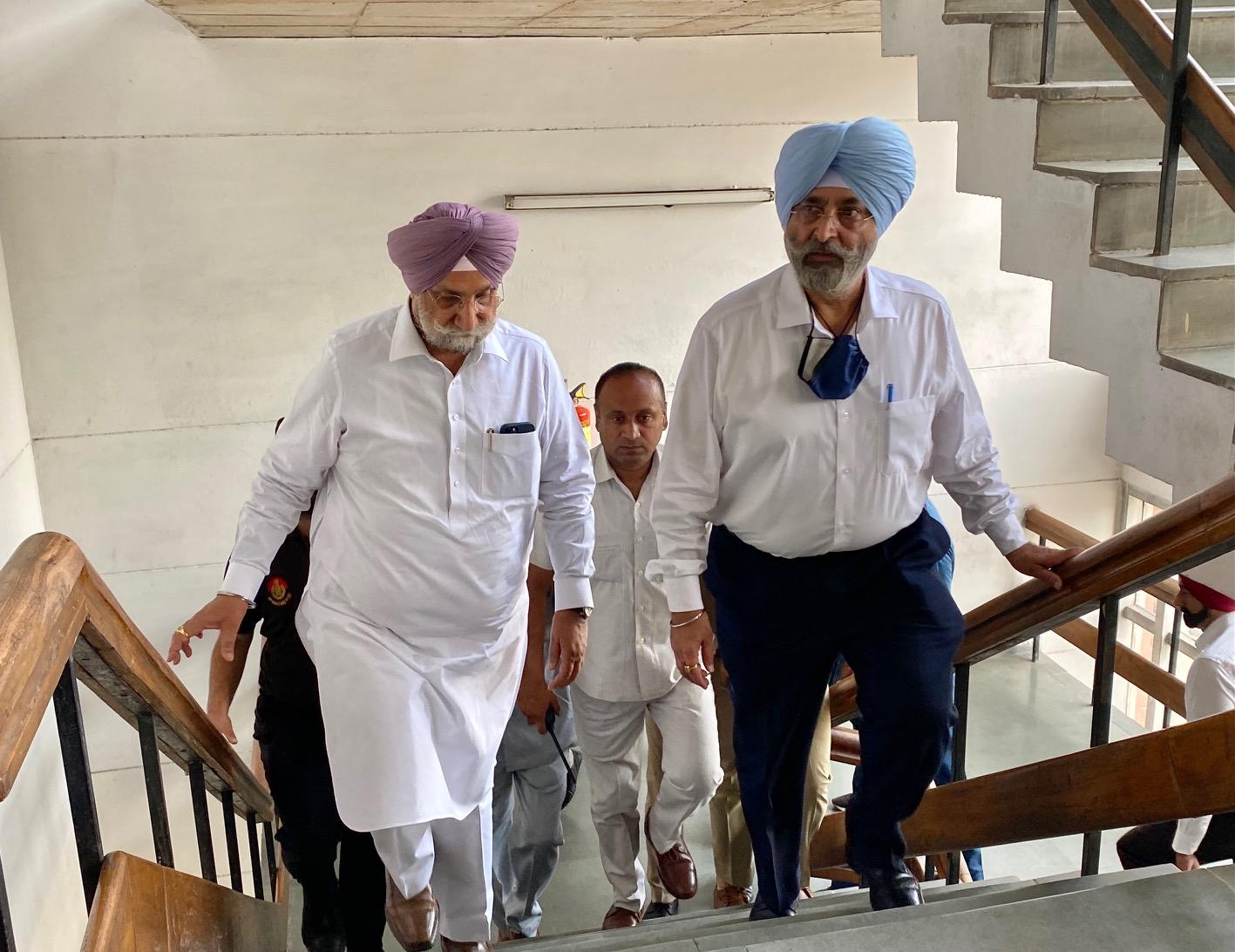 'पंजाब सुरक्षित हाथों में, उप-मुख्यमंत्री रंधावा द्वारा विश्वास प्रकट'