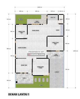 Desain Rumah 10x15 : desain, rumah, 10x15, Gambar, Rumah, Minimalis, Ukuran, Kamar, Tidur, DESAIN, RUMAH, MINIMALIS