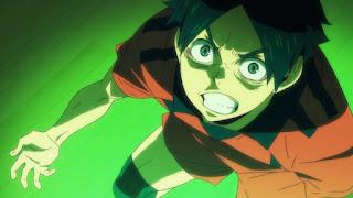 ハイキュー!! OVA ボールの道  | 音駒高校 芝山優生 Shibayama Yuki | HAIKYU!! NEKOMA HIGH | Hello Anime !