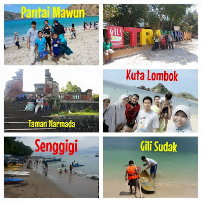 Wisata Lombok - JejakBeDe