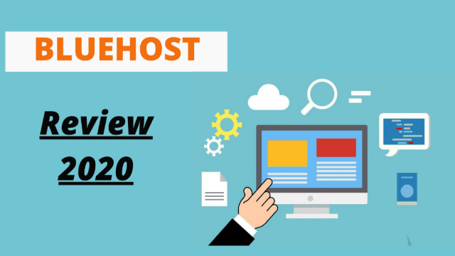 Bluehost Hosting Review 2020(With Pros And Cons)