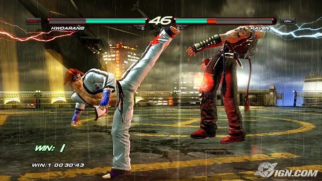 Tekken 6 for Android ISO PPSSPP + APK