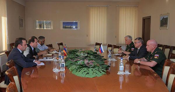 Ejercicios militares rusos en Armenia causaron pánico en la población