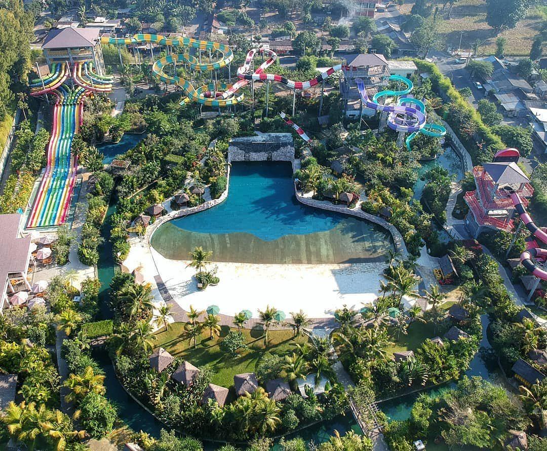 Alamat Jam Buka Beserta Harga Tiket Masuk Jogja Bay Waterpark Yogyakarta Wisatainfo