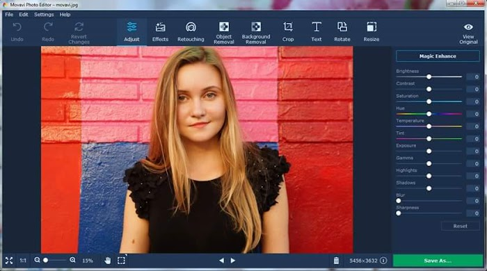 Reviewing Movavi Photo Editor – Features And Montage Creation Capabilities