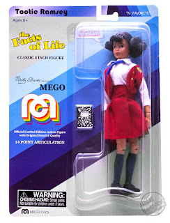 SDCC 2018 MEGO Target Exclusive Action Figures The Facts of Life Tootie Ramsey 001