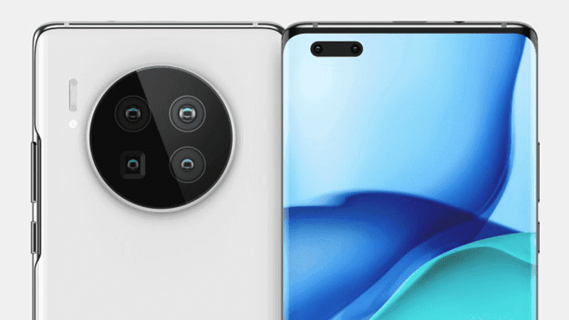 The possible design of the Mate40