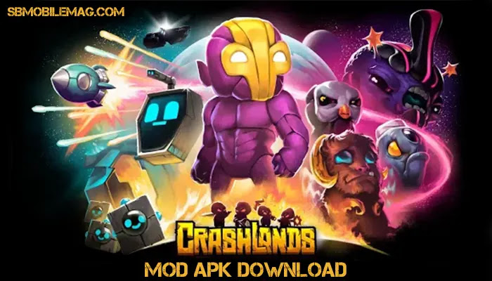 Crashlands Mod APK, Crashlands Mod APK Download, Crashlands Hack APK, Crashlands Hack Mod APK