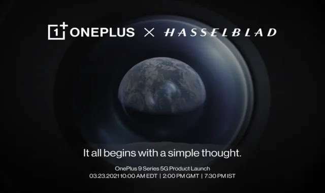 Upcoming OnePlus phones will be released on March 23