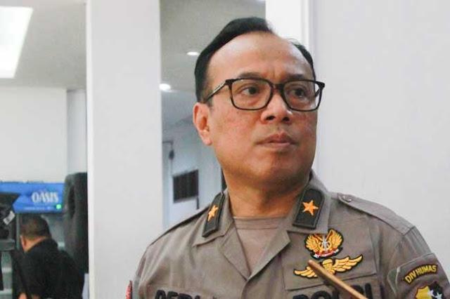 Dituding Bentuk Buzzer terkait Pilpres, Polri: Tunggu Hasil MK
