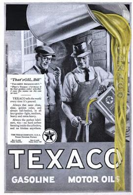 Texaco - That's oil, Bill