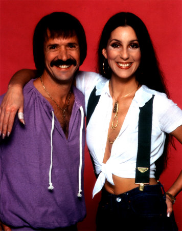 where did sonny and cher meet