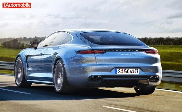 New-Porsche