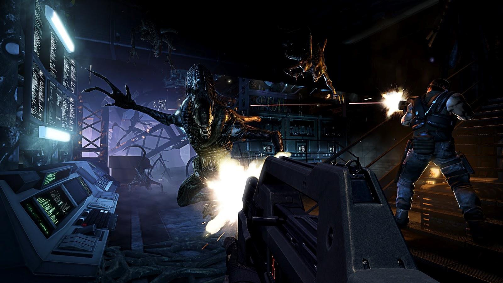Aliens  Colonial...Y8 Y8 Games Online