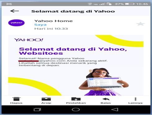 Cara Membuat Email di Yahoo, Cara Download Aplikasinya dan Cara Kirim Emailnya