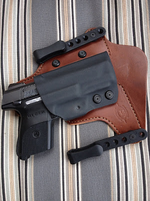 self defense carry: Comp-TAC AIWB Holster, New Mexico and