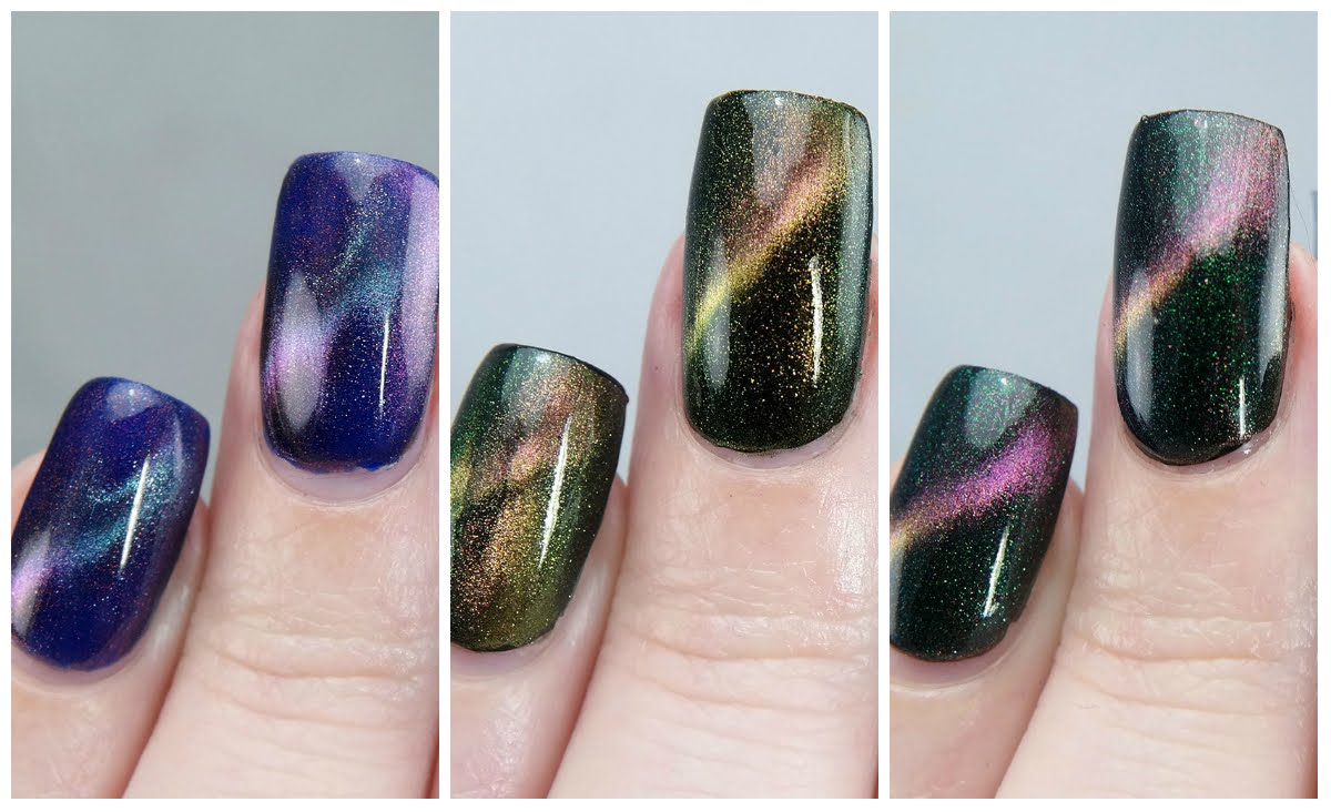 How Magnetic Nail Polish Works- HireAbility