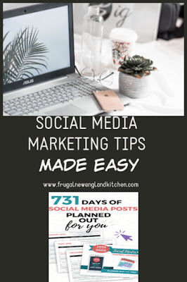 Social Media Content Planning Calendar Marketing Tips