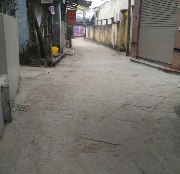 đường trước đất thôn văn thanh liệt thanh trì