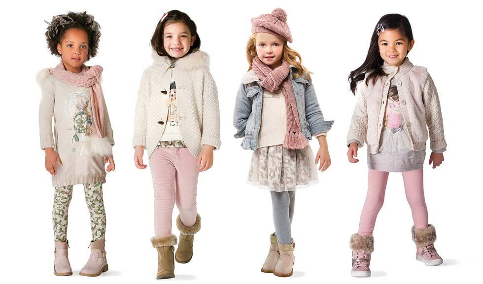 Julia Potaychuk Mayoral Fall 2015 Collection For Kids