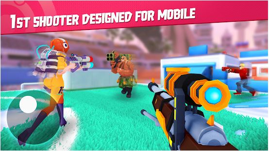 Download FRAG Pro Shooter MOD APK 1.5.5 (Unlimited Money) For Android 2