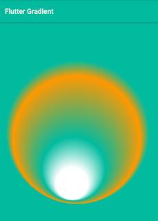 flutter radial gradient examples focal