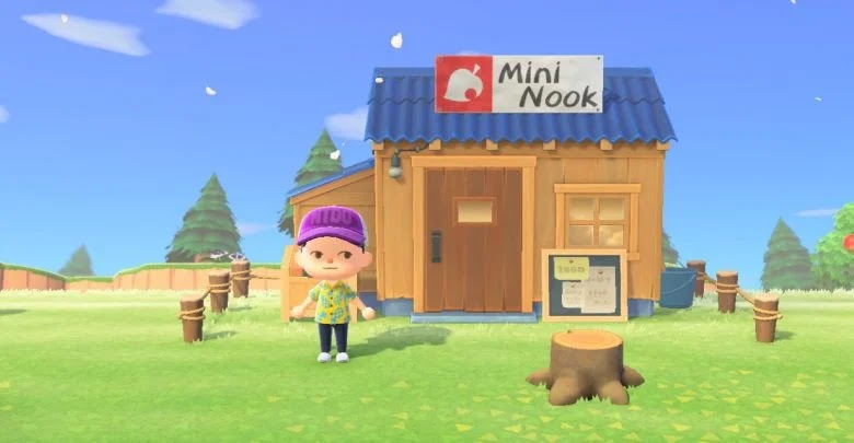 Animal Crossing: New Horizons - How to Level Up the MiniNook Store