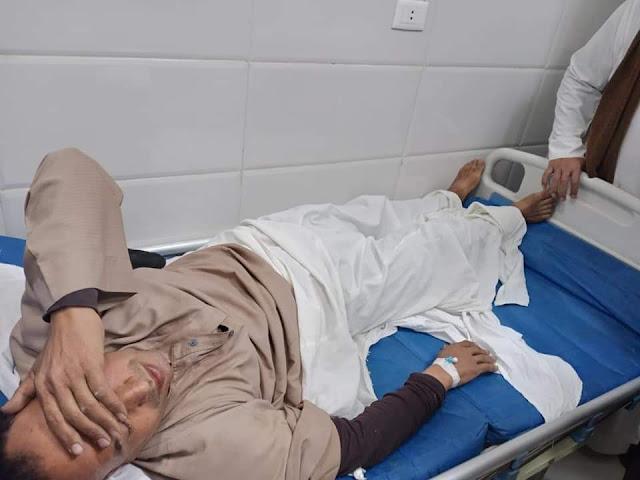 إصابة مشرف نظافه بالوحدة المحلية بدار السلام بسوهاج بحالة إغماء أثناء عمله