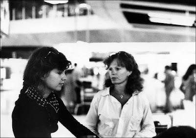 Delphine Seyrig y Carole Roussopoulos