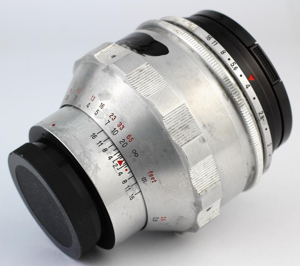Biotar 75mm f/1.4