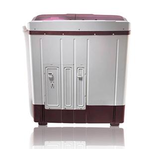 Best MarQ 6.5 kg semi-automatic washing machine back