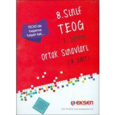 Eksen 8.Sınıf TEOG 1.Dönem Ortak Sınavları (2016)