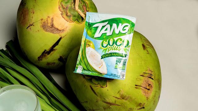 Tang Coco Plus Buko Pandan Shakes Up the Beverage Mart
