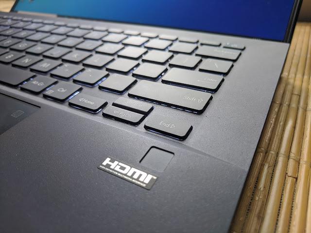 keyboard asus expertbook b9450