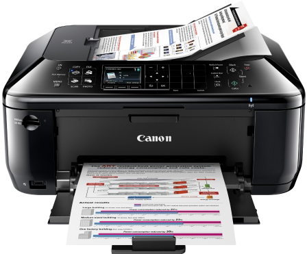 Canon PIXMA MX920 Wireless Inkjet Printer Driver Download
